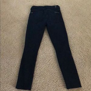 7 For All Mankind Jeans - EUC 7 for All Mankind Mid-Rise Skinny